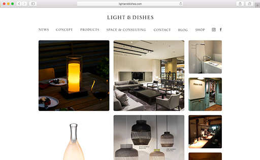 LIGHT & DISHES