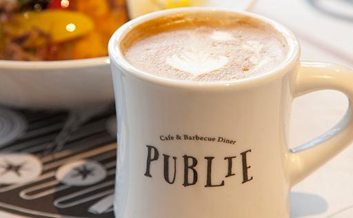 Cafe & Barbecue Diner PUBLIE