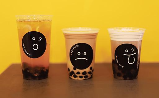 タピオカミルクティー店「Tea MALSAN」